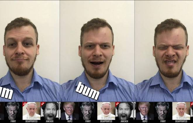 App 'bomba' ao transformar selfies em vídeos animados | Só Notícias Boas